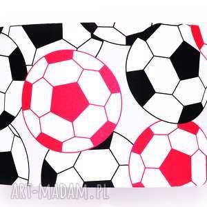 abażur football 40x40x25cm od majunto, abażur, abażurek, duży piłka
