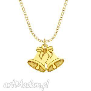 ręcznie robione naszyjniki celebrate - bell - necklace g