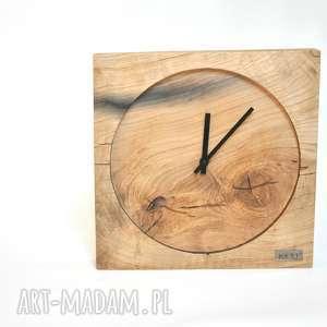 zegary zegar loft dębowy, drewniany, ścienny, stojący, loft
