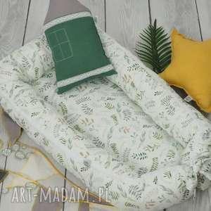 Kokon dla niemowlaka Gniazdko Vintage flowers, kokon-niemowlęcy, gniazdko