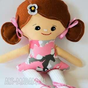 lalki lala bella - marysia 42 cm, lalka, bella, jednorożec, bajka, roczek
