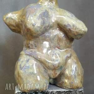 dekoracje rubensowa 21 wieku, rzeżba, rzeźba ceramiczna, ceramika dekoracyjna