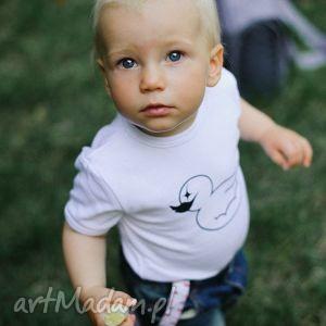 Prezent Body dla dzieci i niemowląt z krótkim rękawem - KACZKA, body, śpioszki