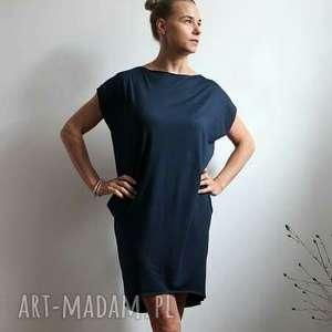 Sukienka zwiewna oversize kolory, tunika, letnia, oversize, luźna