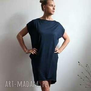 handmade sukienki sukienka zwiewna oversize kolory