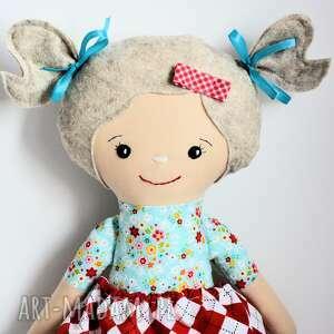 lalki lalka rojberka - słodki łobuziak oleńka 50 cm, lalka, przytulanka