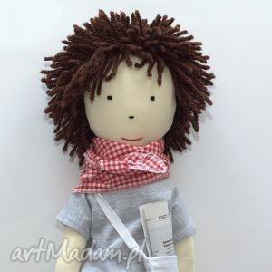lalki janek - lalka chłopak, lalka, szmaciana, prezent, opakowanie dla