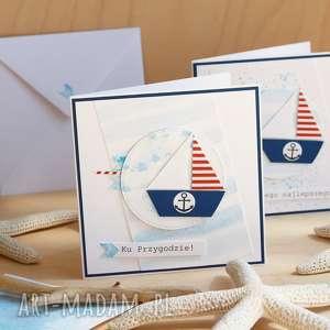 oryginalny prezent, annamade ku przygodzie, marynarski, marynarska
