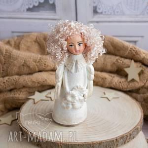Anioł stróż wykonany ręcznie, z czułością wyjątkowy prezent
