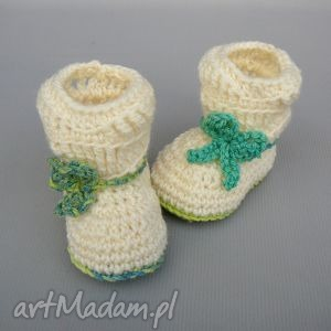 Kozaczki madison buciki b a o l buciki, botki, niemowlę, prezent