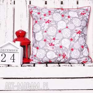 handmade pomysły na upominki świąteczne poduszka xmas christmas decorations