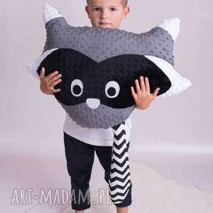 Prezent Poduszka dziecięca szop duży z ogonem, szop-poduszka, szop-przytulanka