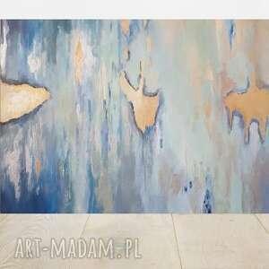 abstrakcja-obraz akrylowy formatu 70/50
