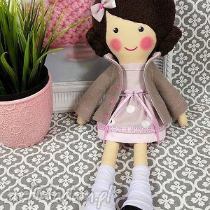 Prezent MALOWANA LALA MAŁGORZATA, lalka, zabawka, przytulanka, prezent, niespodzianka