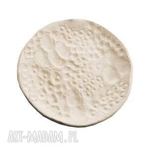 talerzyk ceramiczny deserowy, talerz, talerzyk, talerz