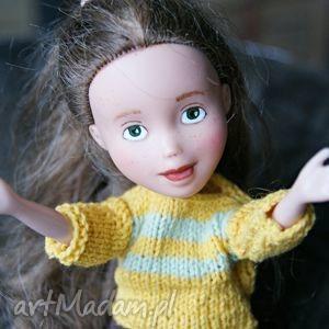 lalki lala różyczka, lalki, przytulanki, dziewczynka, zabawki, handmade dla dziecka