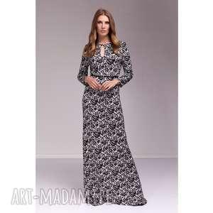 Sukienka Rachel, moda, maxi