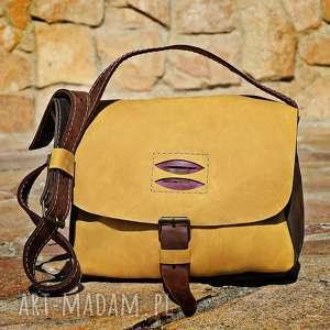 Torebka skórzana ręcznie robiona NavahoClothing, torba-skórzana, torebki,