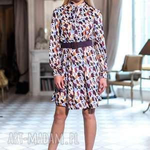 sukienka cindy - moda, jesień