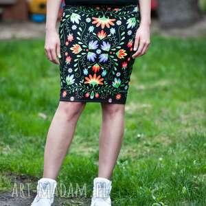 Spódnica ołówkowa, spódnica, wzór