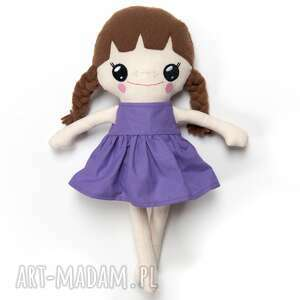 hand-made lalki laleczka bawełniana