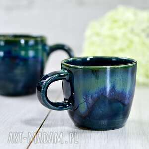 hand-made kubki handmade espresso kubek ceramiczny | storm 200 ml / 7oz