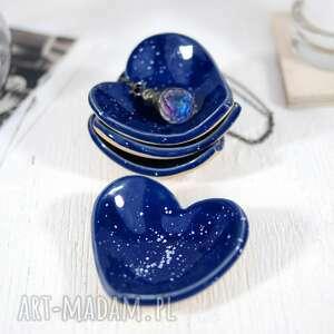 fingersart ceramiczna miseczka na biżuterię - niebo