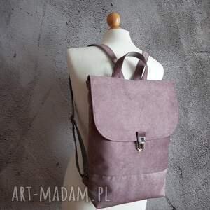 hand-made plecak velvet
