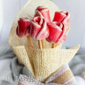 przepiękny bukiet róż wyjątkowy podarek na każdą okazję, dla niej, róże