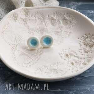 ceramika dwie porcelanowe niewielkie miseczki, porcelana, miseczka, zestaw