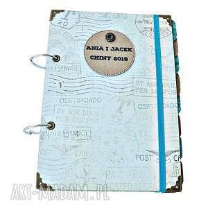 Planner Podróży / Pamiętnik , planer, planner, podróży, album, pamiętnik,