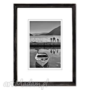 still, fotografia autorska, fotografia, pejzaż, ludzie, łodzie
