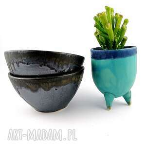 zestaw misek ceramicznych, miska, prezent, patera, dekoracje, prezent na święta