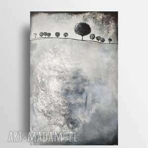 drzewa-obraz akrylowy formatu 60/90