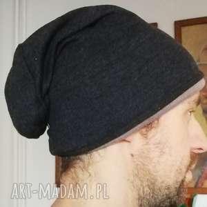 czapka męska damska unisex dzianina, czapka, męska, sportowa, etno
