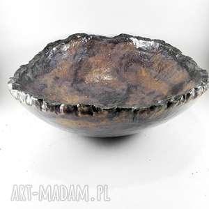 Prezent Misa ceramiczna z kolekcji NATURA, ceramika, patera, dekoracja, misa, prezent