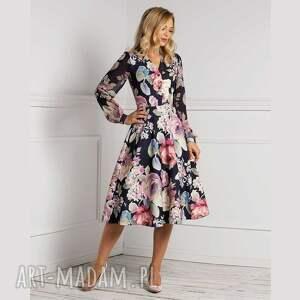 sukienki sukienka ivana total midi genevieve