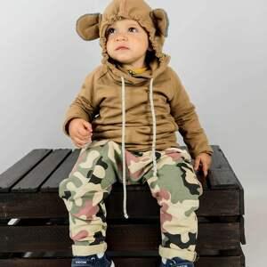 Bluza bear hoodie cudi kids bluza, kaptur, hoodie, uszy