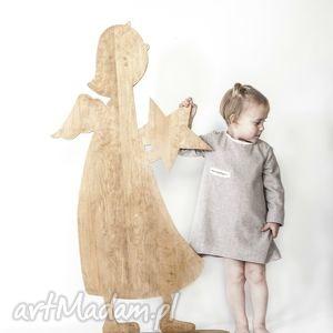 świąteczne prezenty, sukienka selerka, sukienka, tunika, zima, kieszonka, trapez