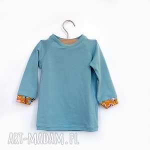 mimi monster bluza dla dziewczynki lato 104-128 cm, do szkoły