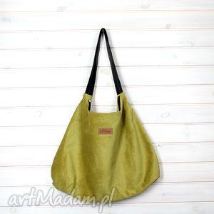 handmade na ramię torba na ramię julia zielona
