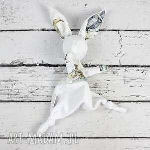 dla dziecka luluś królik - niemowląt, przytulanka, minky, niemowlę, prezent