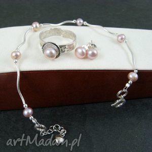 Różowe perełki, perły