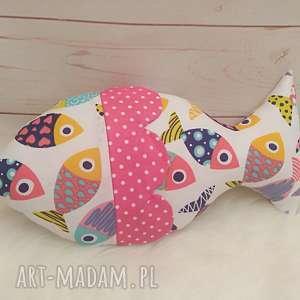 hand-made zabawki rybka z szeleszczącymi łuskami