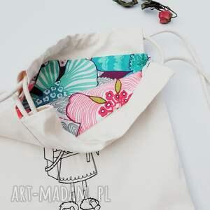 crazy sewing lady - Ręcznie wykonane