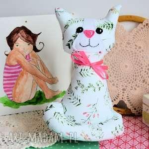 maskotki kotek torebkowy - monia 25 cm, kotek, maskotka, dziewczynka