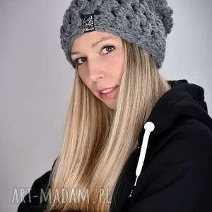 czapki czapka fatty 02, zimowa, czapki, na zimę, damska