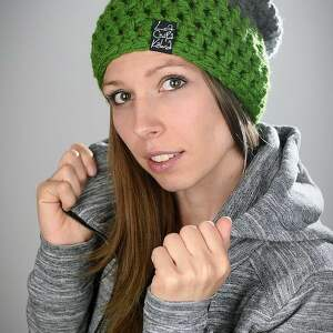 Triquence 16, czapka, czapa, zimowa, kolorowa, zima, wełna