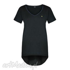nun mi bluzka semplice negro, bluzka, bluza, swarovski, jesień, zima, koszulka