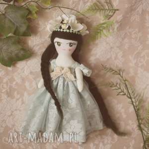 Magiczna Bajka - Panna Bluszcz, lalka, bajka, sukienka, bluszcz